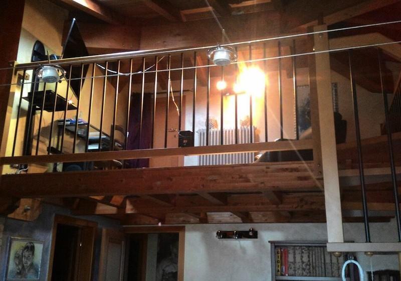 Soppalchi in legno vz strutturevz strutture strutture for Pavimento in legno interno