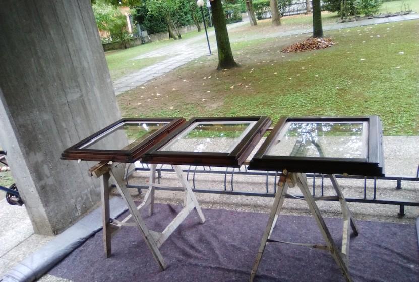 Manutenzione alle finestre non perdere tempo vz strutture - Manutenzione finestre legno ...