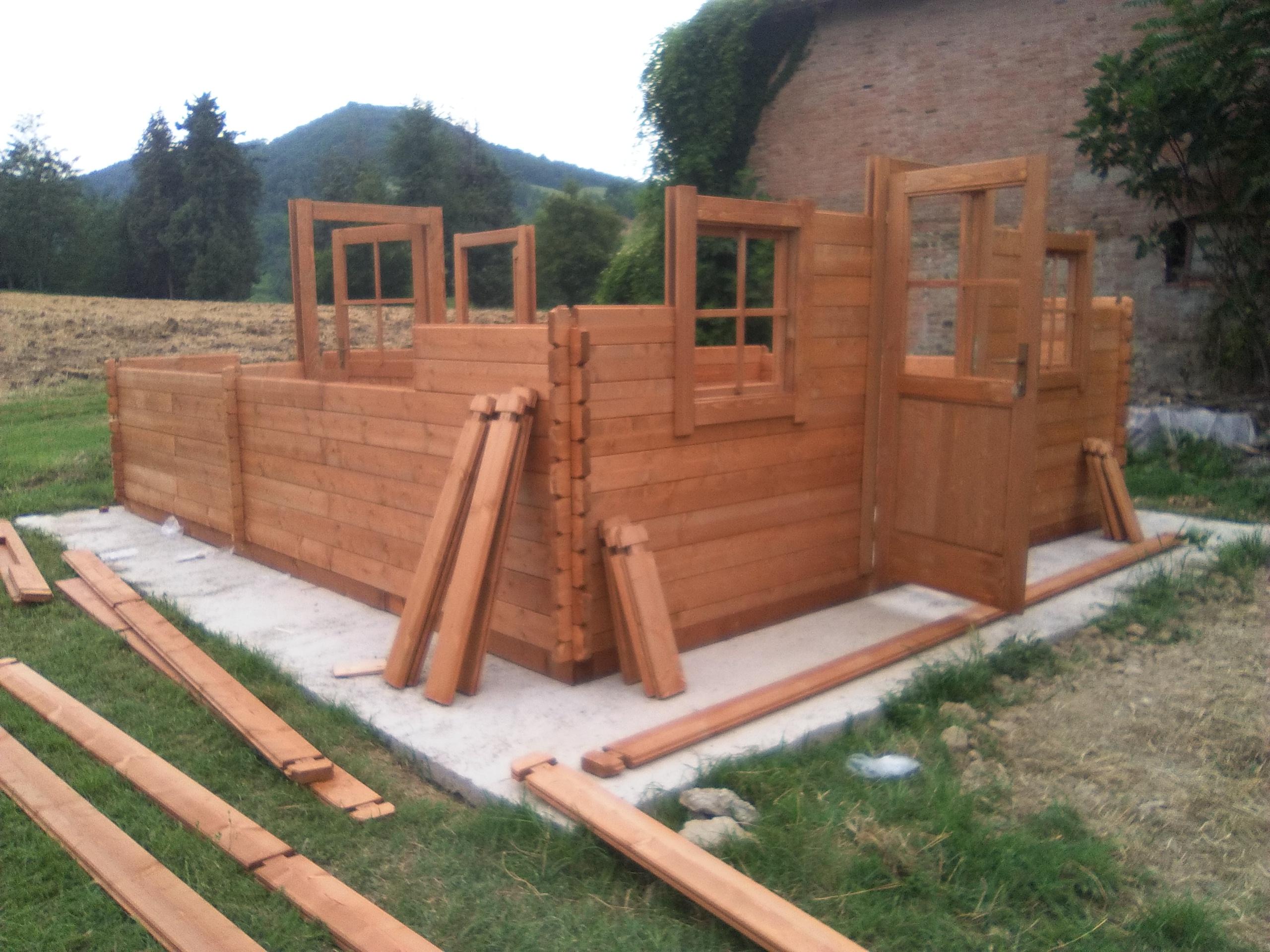 depandance VZ Strutture in legno